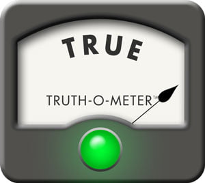 Truth-O-Meter, fact, opinion, truth, truthiness